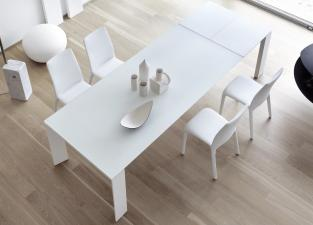 Bonaldo Twice Extending Dining Table