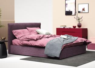 Twiggy Contemporary Bed