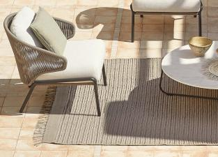 Manutti Twist Outdoor Rug