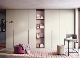 Unika Bedroom Wardrobe