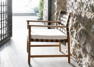 Tribu Vis A Vis Garden Club Chair