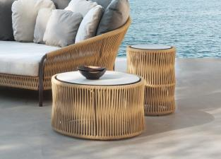 Weave Garden Coffee Table