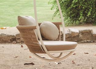 Weave Garden Swing Chair