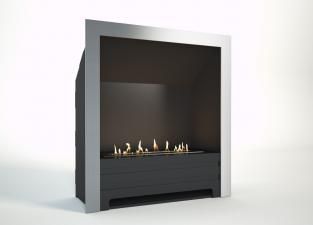 Decoflame Westminster DS Bioethanol Fire