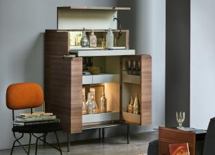 Lema Winston Drinks Cabinet/Bar