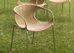 Zeros Out Garden Chair
