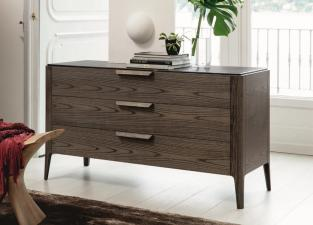 Porada Ziggy Chest of Drawers in Ash