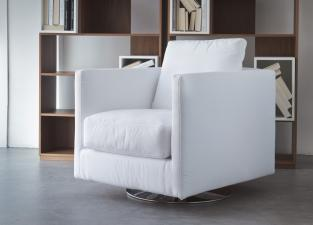 Vibieffe Zone Swivel Armchair