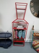 Bonaldo June Bookcase in Red - Clearance