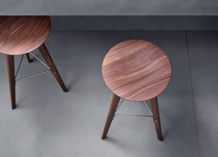 Zanotta Ido Bar Stool